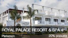 Roal palace resort  spa